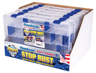 FLAMBEAU TACKLE BOX TUFF TAINER Z RUST