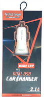 PERFECT IMAGE USB DUAL CHARGER